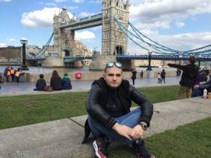 tower bridge, londýn, tonychef, blog, cestovanie