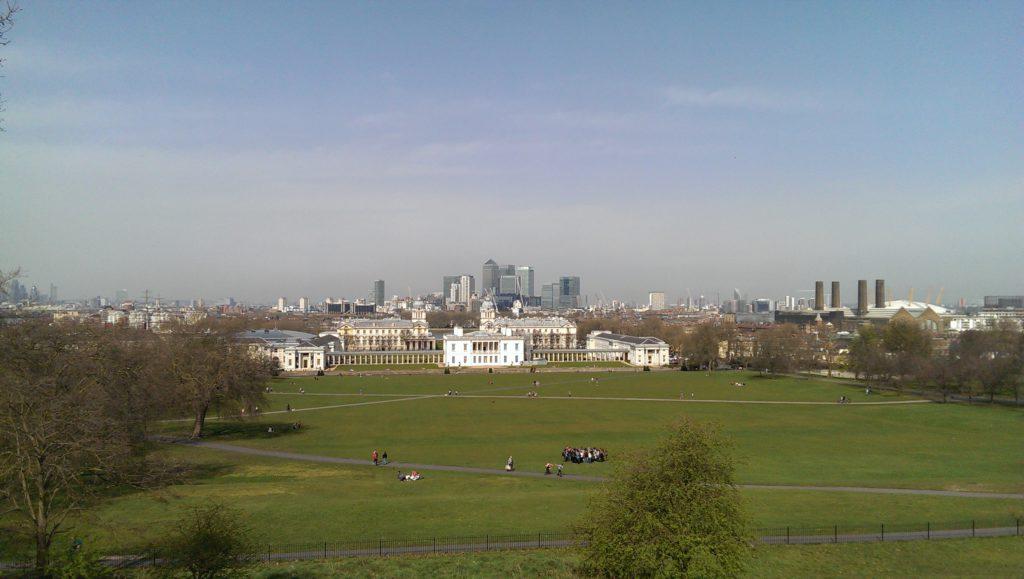 greenwich, park, londýn