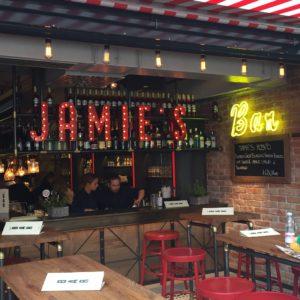 jamie`s italian, budapest, hungary, tonychef