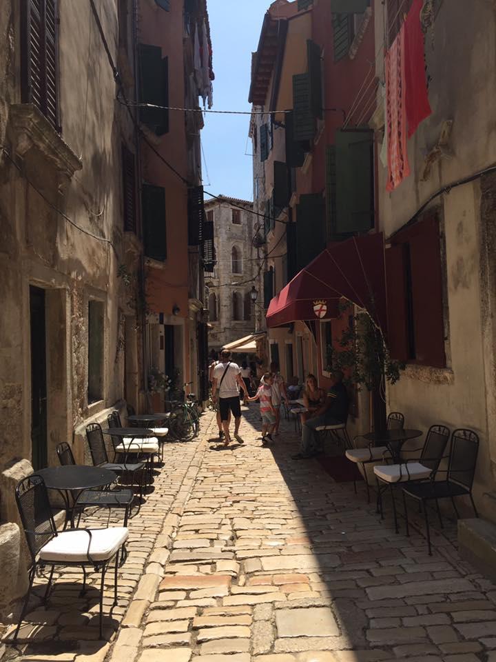 rovinj, croatia, chorvatsko, istria, bmw blog tour