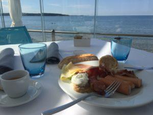 istria, gastro, chorvatsko, breakfast, ranajky, tony dubravec, tonychef