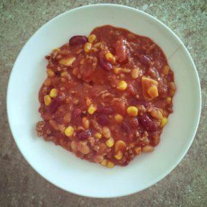 chili con carne, food, tonychef, tonydubravec, recept