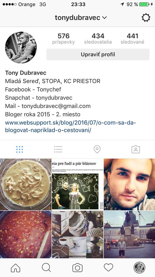 instagram, tonydubravec, tony dubravec, tonychef