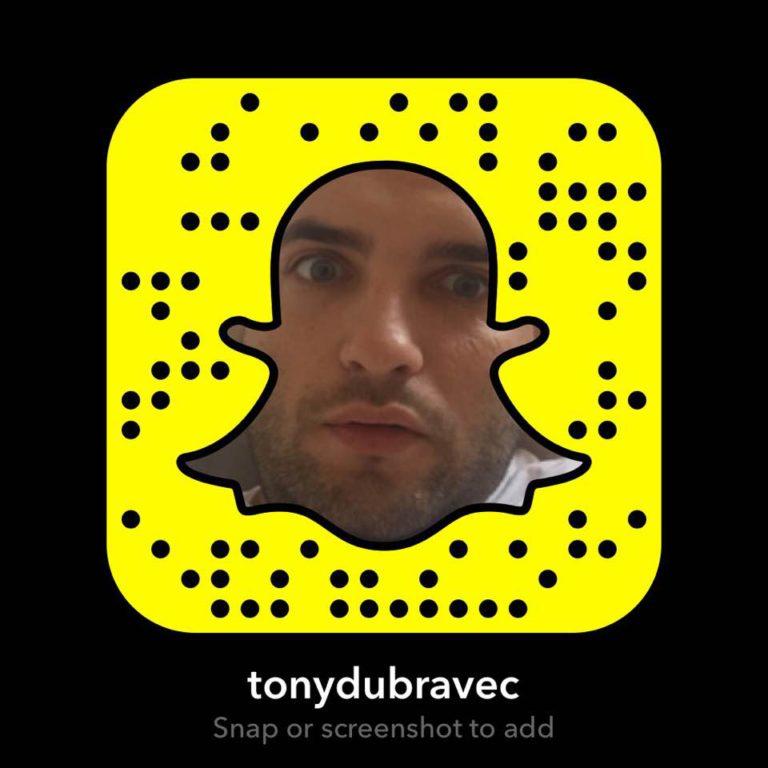 snapchat, tonydubravec, tony dubravec, tonychef