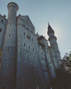 Neuschwanstein, schloss, castle, nemecko, deutschland, tonychef, tony dubravec