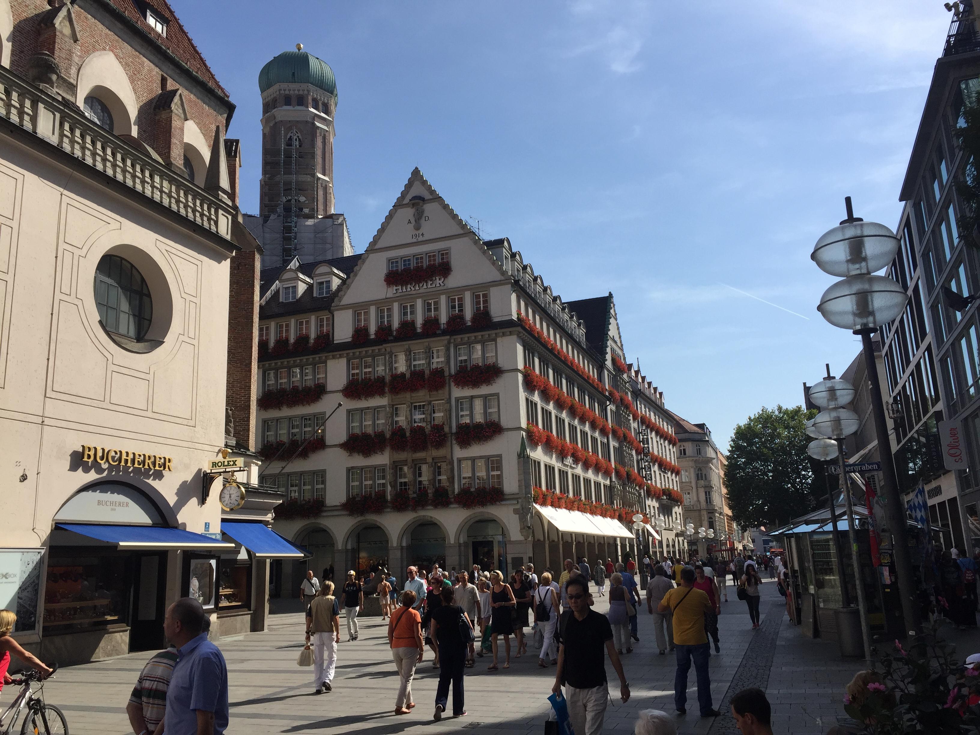 munchen, germany, deutschland, mnichov, roadtrip, travel, cestovanie, bmw spat ku korenom, tonychef, tony dubravec