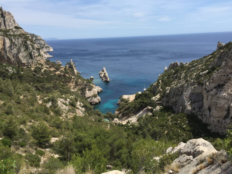 marseille, les calanques, tony dubravec, blog, cestovatelsky blog, tonychef