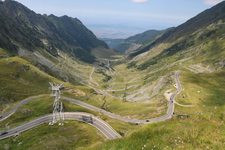 transfagarasan, rumunsko, roadtrip, blog, tony dubravec, tonychef