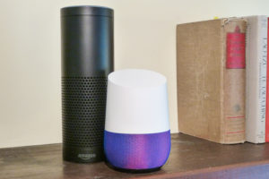 voice control, amazon alexa, google home, tony dubravec, tonychef, blog, daren curtis, marketing