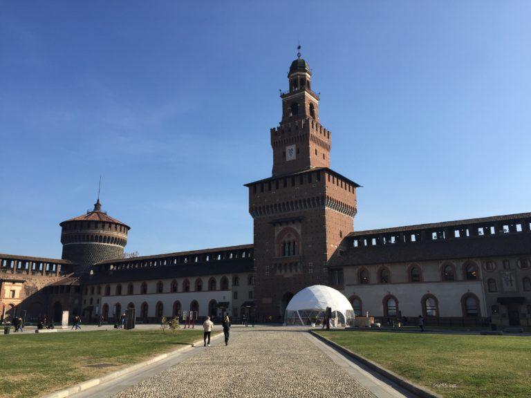 milano, taliansko, cestovanie, cestovatelsky blog, tony dubravec, travel blog, castello sforzesco