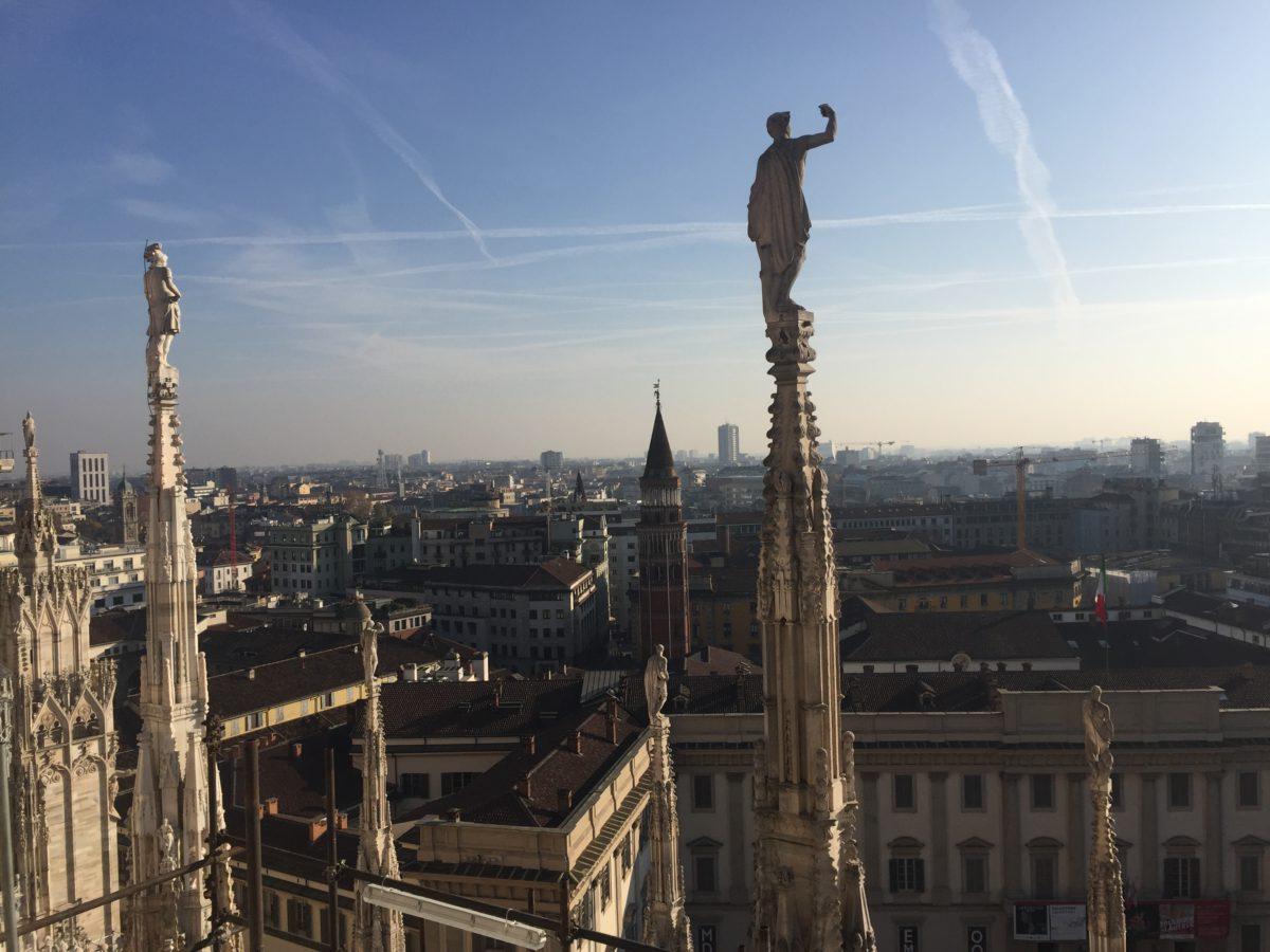milano, taliansko, cestovanie, cestovatelsky blog, tony dubravec, travel blog, duomo, katedrala