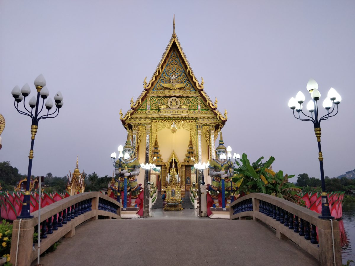 koh samui, thajsko, tony dubravec, cestovatelsky blog