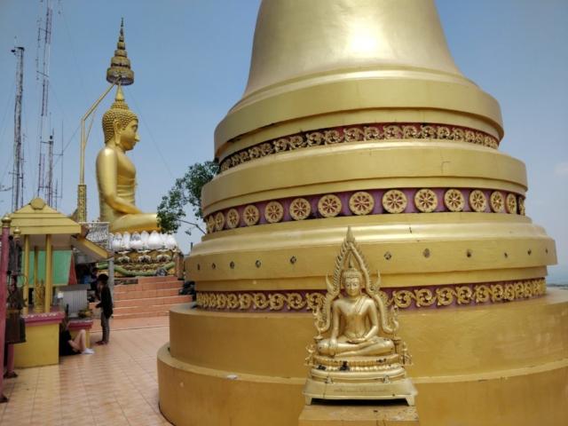 tiger cave temple, krabi, krabi town, thajsko, tony dubravec, cestovatelsky blog