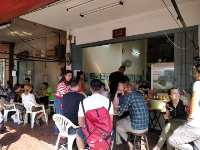 bangkok, thajsko, cestovatelsky blog, tony dubravec, street food, jay fai, restauracia, michelin