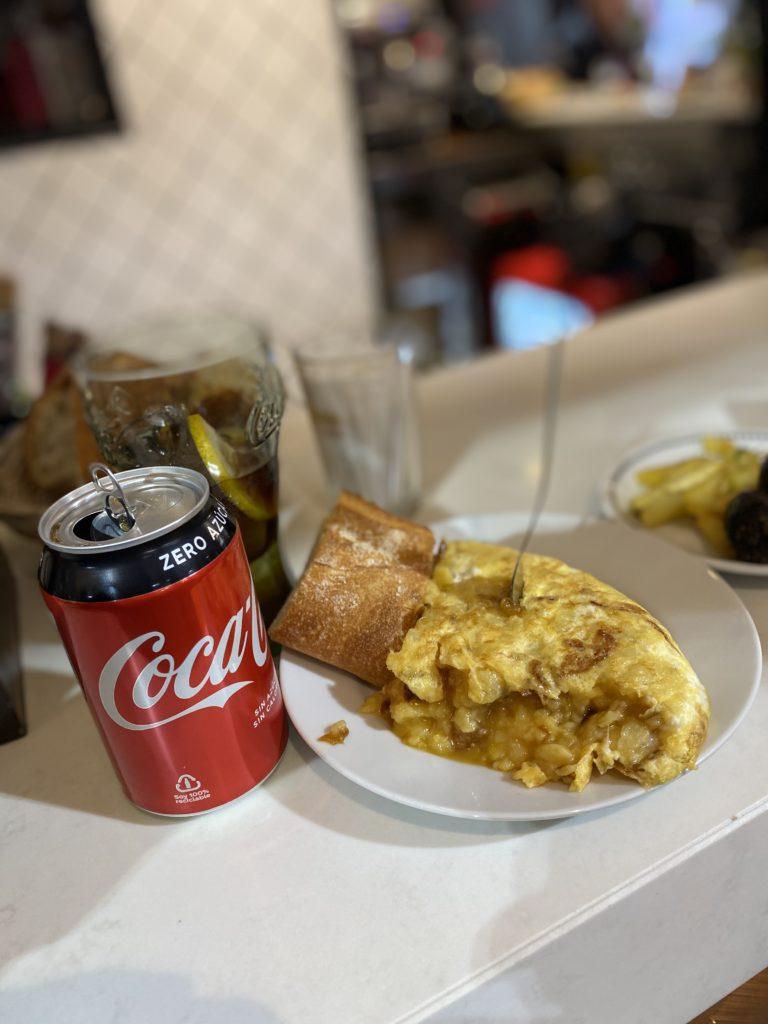 madrid, spanielsko, sprievodca, co vidiet, restauracie, kaviarne, tony dubravec, blog, cestovanie, europa, casa dani, spanielska omeleta