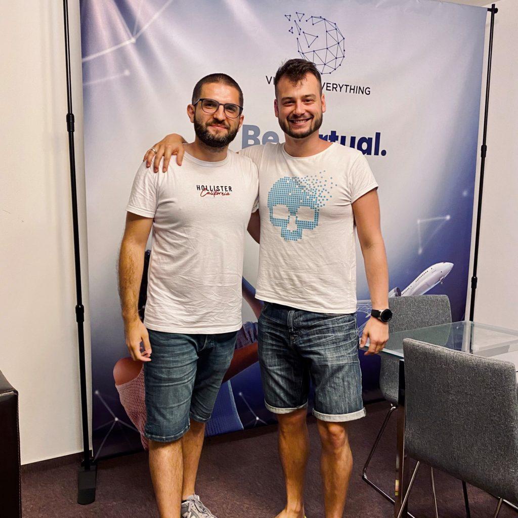 tomas brngal, rozhovor, virtualna realita, startup, virtual medicine, virtual everything, tony dubravec, podcast, tony dubravec podcast, slovensky podcast