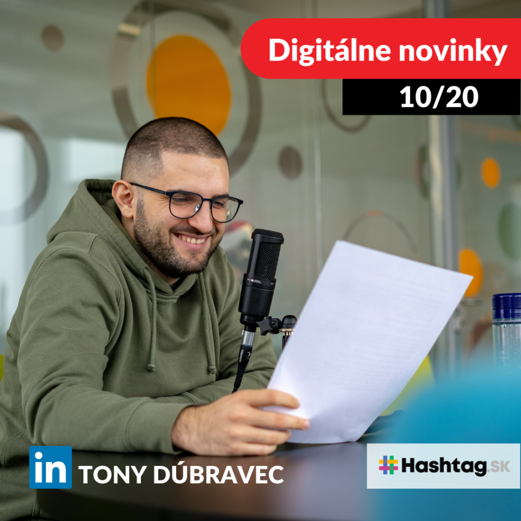 digitalne novinky, podcast, tony dubravec, slovensky podcast, bloger, marketing, market yourself