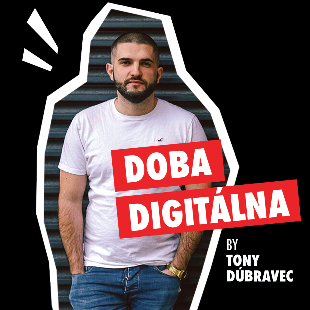 doba digitalna, podcast, marketing, startup, aplikacie, technologie, marketing, online marketing, socialne siete, social media, tony dubravec