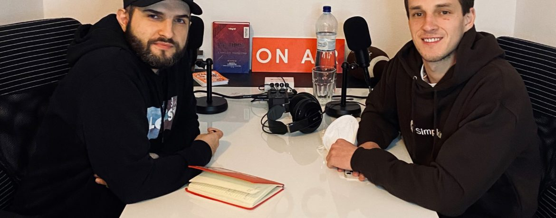 juraj gago, perry talents, simplicity, hlava 20, tony dubravec, podcast, slovensky podcast, rozhovory, talkshow, slovensko