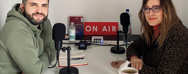 maria tothova simcakova, tony dubravec, podcast, rozhovor, slovensky podcast, podmaz, detska psychologicka, slovensko,