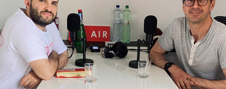 dalibor slavik, headhunter, tony dubravec, podcast, rozhovor, slovensko
