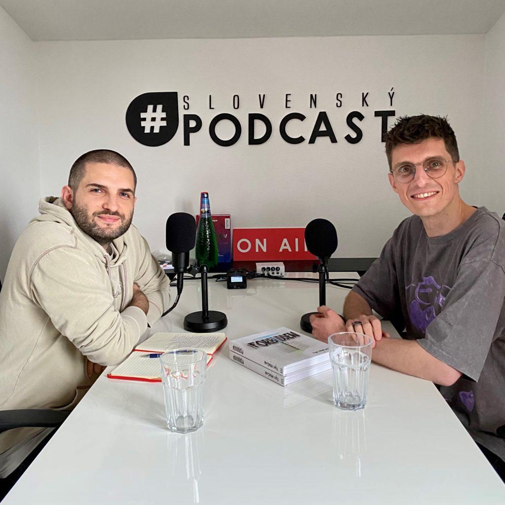 tino hrnciar, tino forbidden, life is porno, forbidden spot, podcast, rozhovor, tony dubravec podcast, slovensko, slovakia