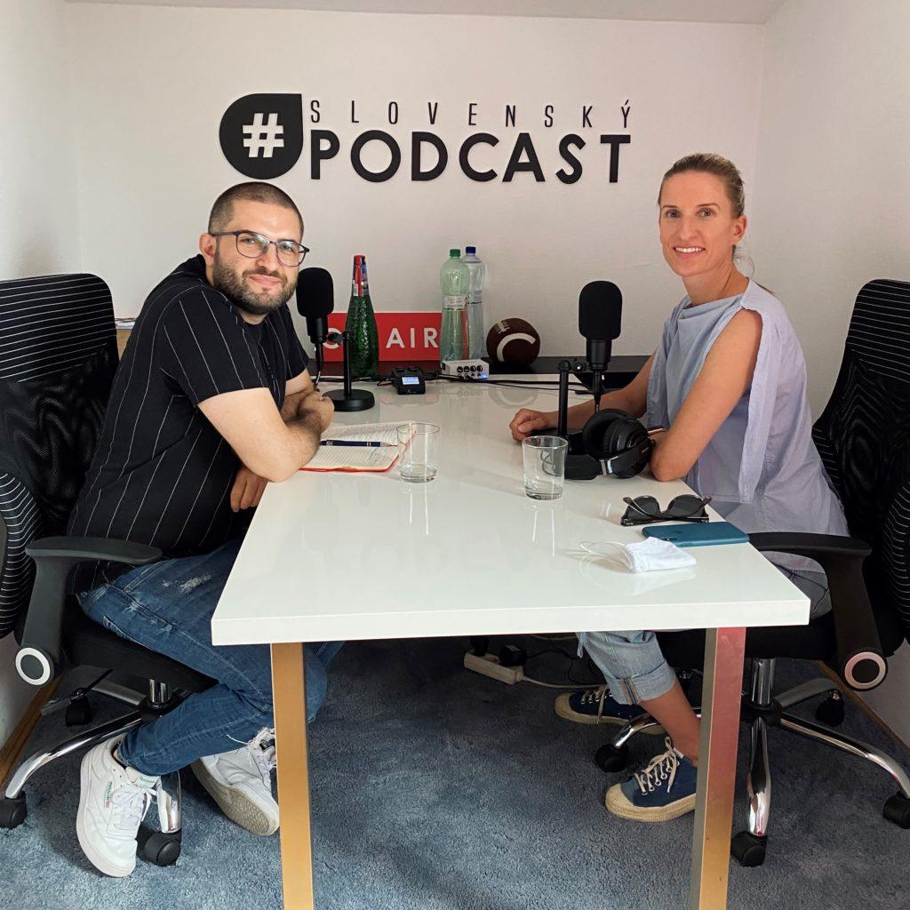 adela vinczeova, adela banasova, tony dubravec, tony dubravec podcast, podcast, rozhovor, slovensky podcast, slovensko